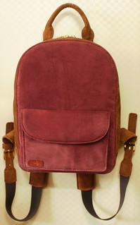 가죽공예-백팩(Leather craft-Suede Backpack)