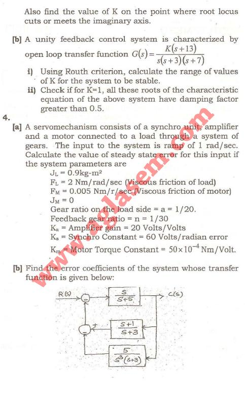 NSIT: Question Papers 2009 – 6 Semester - End Sem - IC-314