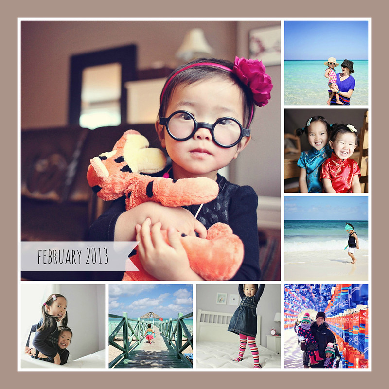 Phebe : February in pictures