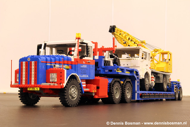 Scania LS111 and Jelcz 315
