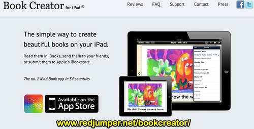 Book Creator | The simple way to create beautiful books on the iPad
