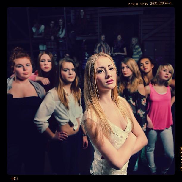 #vildochvacker #teater #teodok #girl #girls #theater #kallhäll #cool #beauty #beautiful #premiere #pretty #photographer #awesome #sweden #fun #love #cute #bully #makeup #friends #blonde #redhead #pink