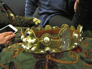 One of Wyewood's new coronets