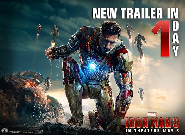 Iron Man 3 Teaser 1