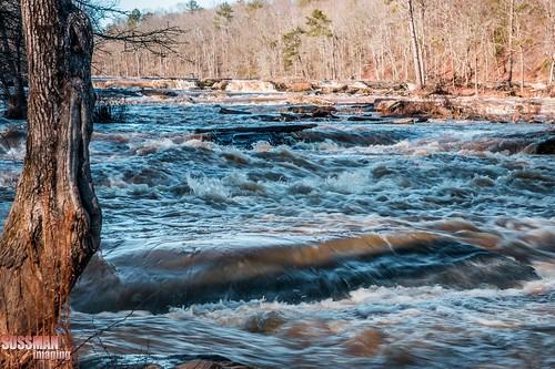 nature water creek georgia rocks rapids sweetwatercreek shoals douglascounty lithiasprings thesussman sonyalphadslra550 sussmanimaging