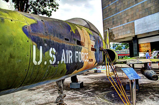 F-5 - War Remnants Museum, Saigon