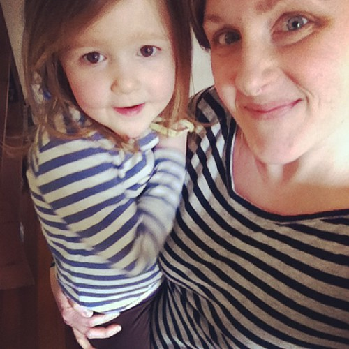 all stripes today!