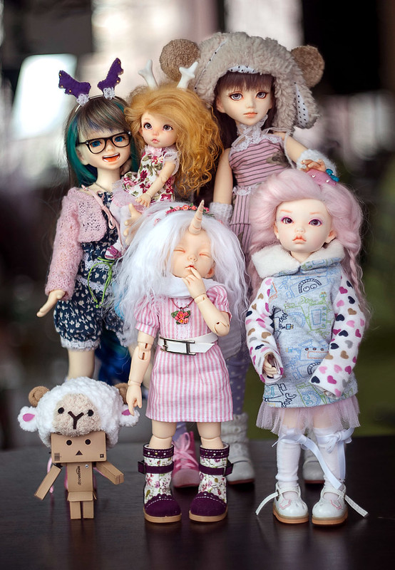 A Doll a week - Family