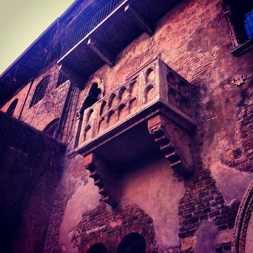 Where for art thou, Romeo?