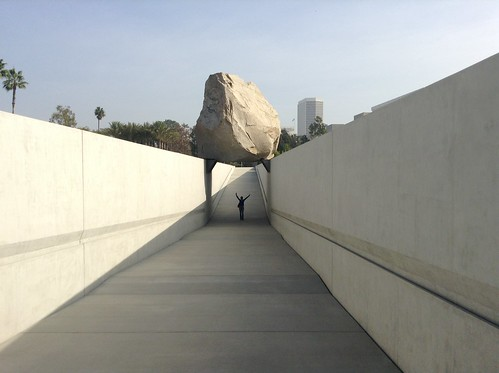 Michael Heizer, 2012, Levitated Mass