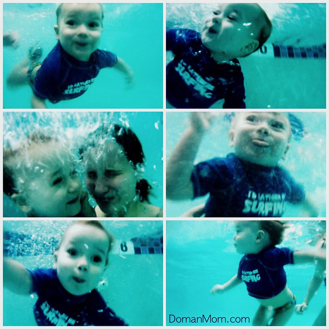 Toddler Swimming: Fun in the Pool (21 months)