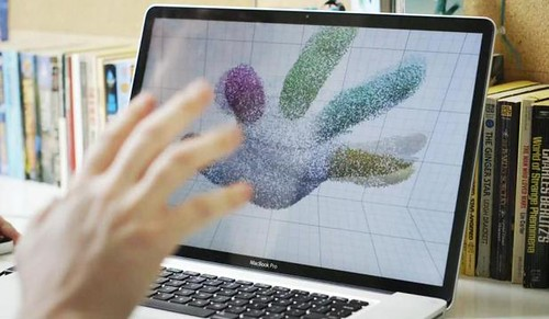 Leap Motion gesture control technology