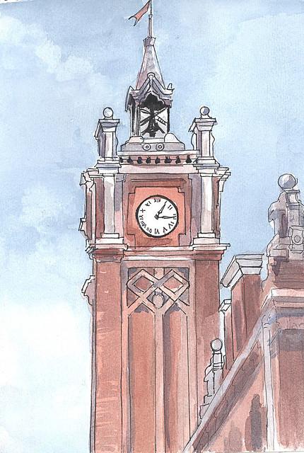 Torre de la Casa del Reloj