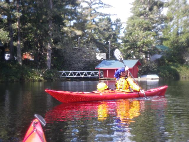 Kayak Skills Clinic