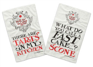 Emma Bridgewater Comic Relief tea towels