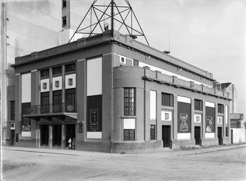 Europa Cinema, Campo de Ourique (M. Novaies, 1932)