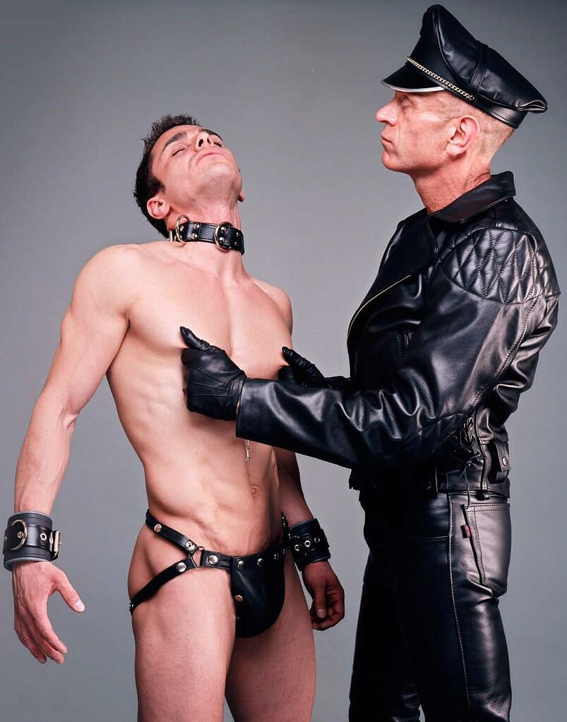 Leather Gay Master 101
