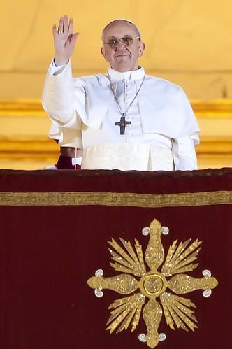 """Habemus Papam"" - Cardinal Jorge Mario Bergoglio, S.J., has been elected Pope Francis I"