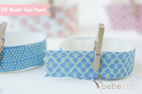 Washi tape de papel