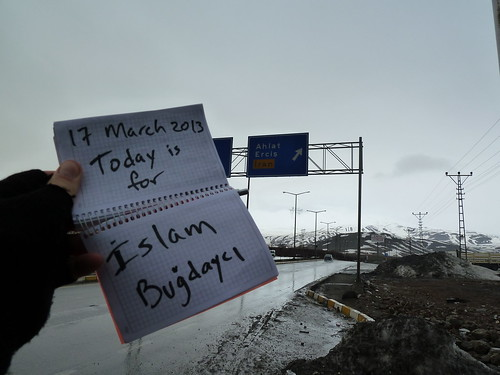 Today is for İslam Buğdaycı by mattkrause1969