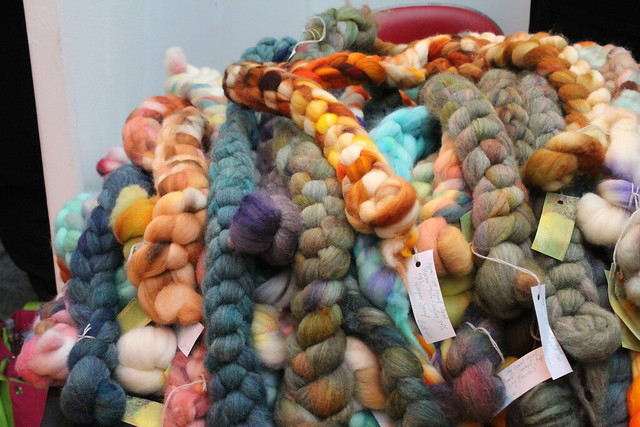 edinburgh yarn fest