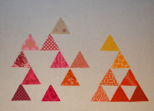 Maybe some triangles?