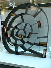 This Mortal Coil bookcase