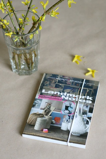 Sponsored GIVEAWAY Landmark Notes von Designguide089