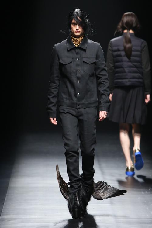 FW13 Tokyo CHRISTIAN DADA009_Brayden Pritchard(Fashion Press)