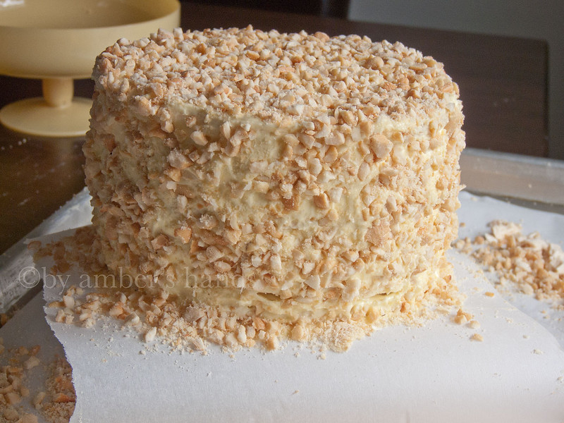 Sans Rival Filipino Food Month A Cake Without Rival