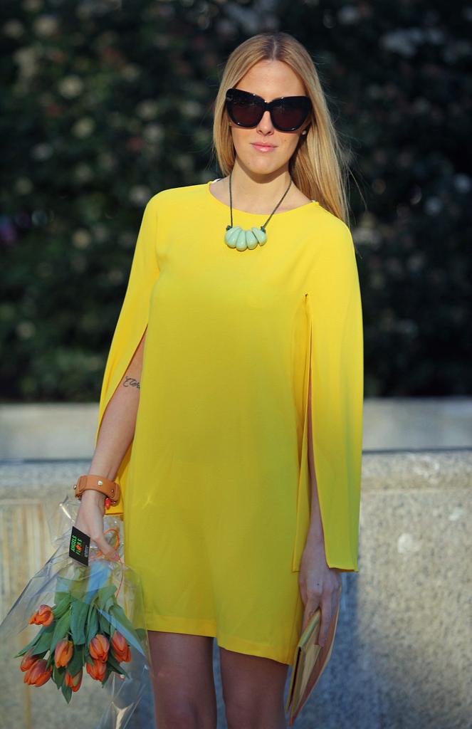 style lover vestido amarillo III