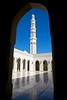 Grand Mosque, Oman by Steve Lavelle
