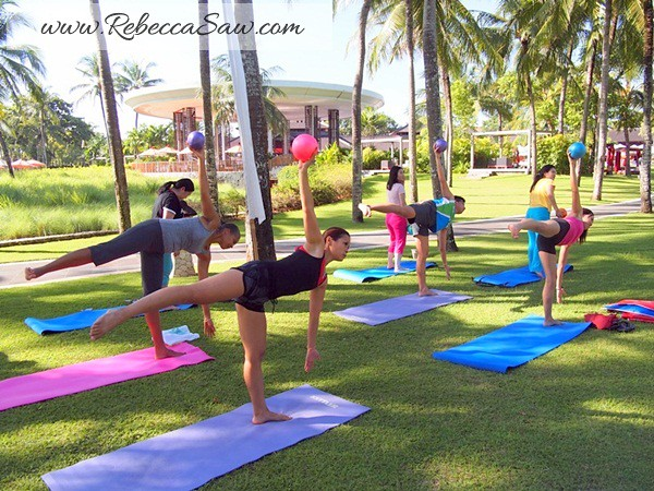 1 Club Med Bali - Day 4 Morning activities- rebeccasaw-021