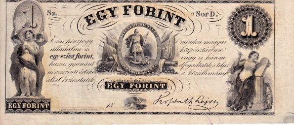 1 Forint Maďarsko 1848, Pick s141