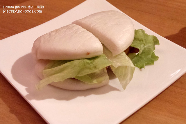 Hakata Ippudo (博多一風堂) pork bun