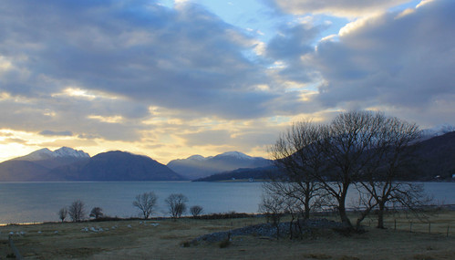 Loch Linnhe & The Mountains of Ardgour by jaggystu71