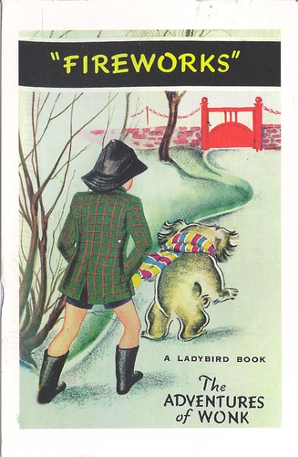 Ladybird The Adventures of Wonk