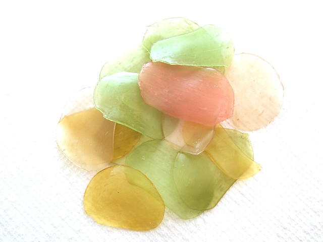 multicolored Chinese Crackers