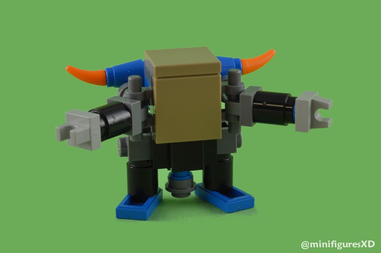 Micro Bull Droid