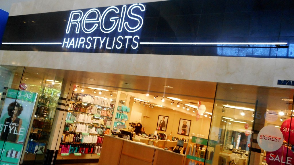 Regis Hair Salon At Northgate Mall In Seattle Wa Patricksmercy