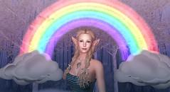 Over the Rainbow....