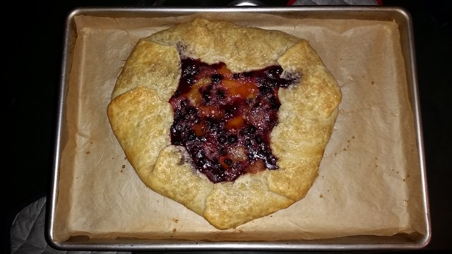 Bettles berry galette