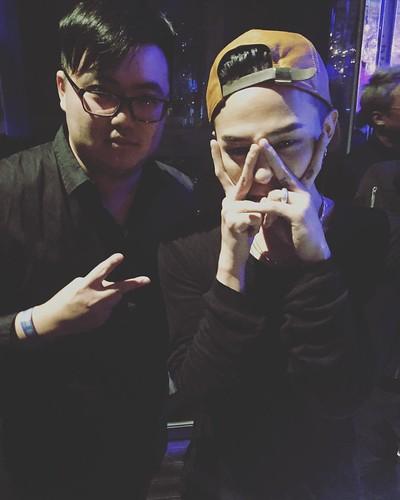 Big Bang - MAMA 2015 - After Party - 02dec2015 - chu.calvin - 01