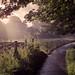 Broughshane Sunrise by fudgefishmono