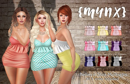 {MYNX} Hannah Dress - Fat-Pack