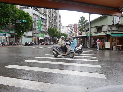 雨の台北:Rainy Taipei