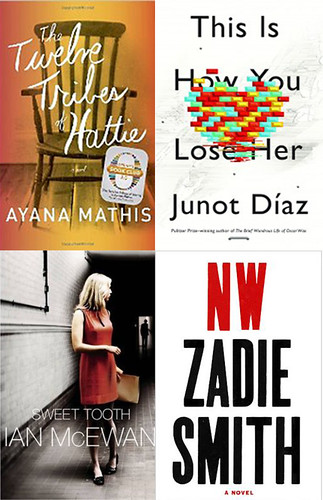 Winter 2013 Reading List