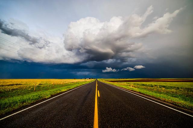 Vanishing Storm