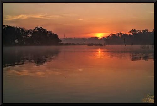 park nature water sunrise texas tranquility bayou pasadena refletion bayareapark armandbayou flickrdiamond wanam3