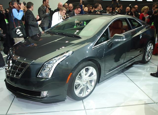 2014 Cadillac ELR 3